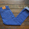 Companion Denim Jan 02CO style 12 Oz. 70´s blue, pink selvedge denim, cinch back, jute cord