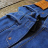 Companion Denim Jan 02CO style 12 Oz. 70´s blue, pink selvedge denim, cinch back
