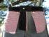 Companion Denim SCOUT 01T 12 Oz. Deep blue comfort, red selvedge denim, stripes cotton bags