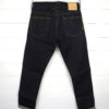Companion Denim Joel 012N style selvedge denim jeans branded leather patch
