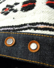 Blanket jacket detail
