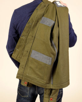 FIELDJACKETGREEN-back