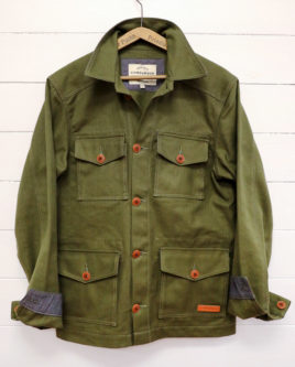 FIELDJACKETGREEN-frontB