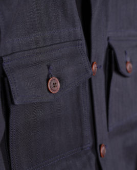 HERRINGBONE NAVY-pocket2